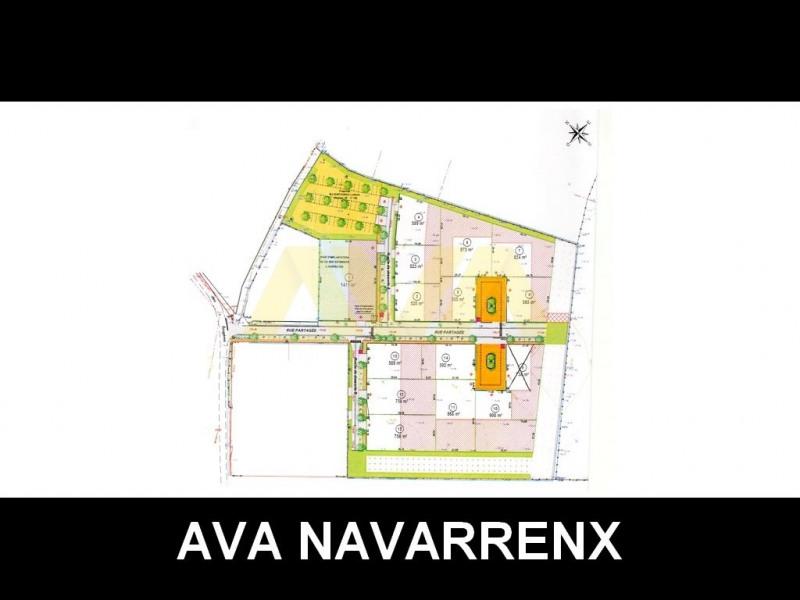 Venta  terreno Navarrenx 30455€ - Fotografía 1