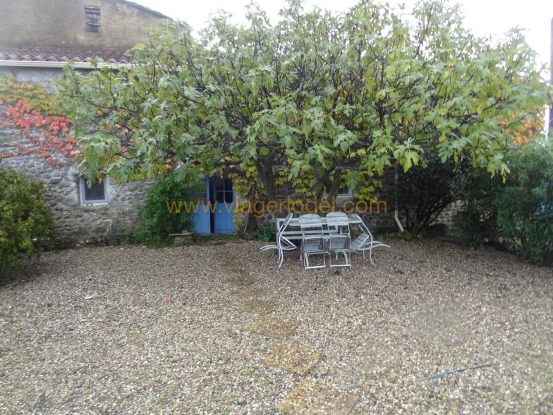 Vitalicio  casa Saint-ambroix 240000€ - Fotografía 9