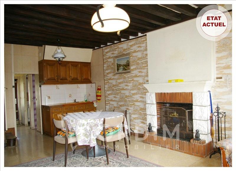 Vente maison / villa St sauveur en puisaye 59500€ - Photo 4