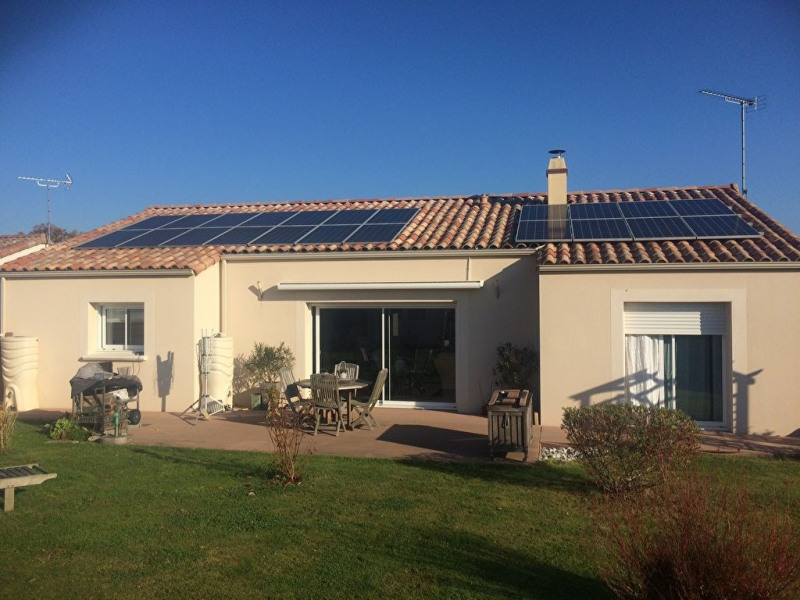 Vente maison / villa La mothe achard 267 250€ - Photo 1