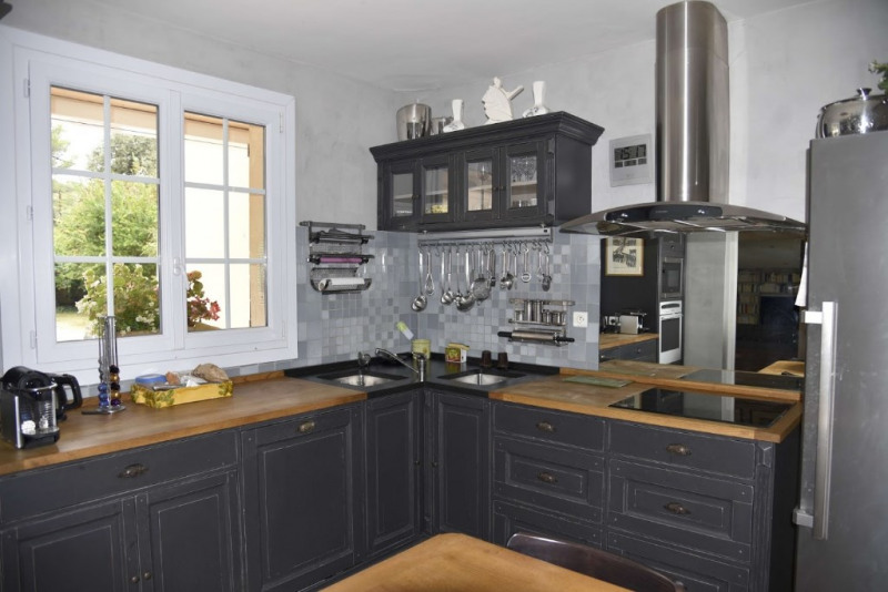 Vente de prestige maison / villa Ventabren 861000€ - Photo 9