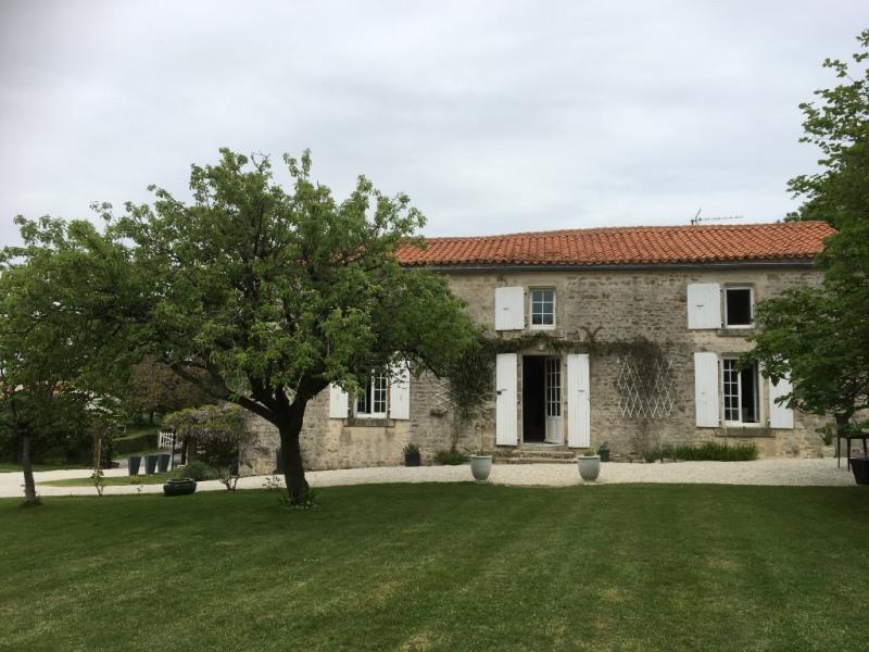 Vente maison / villa Foussais payre 285680€ - Photo 1