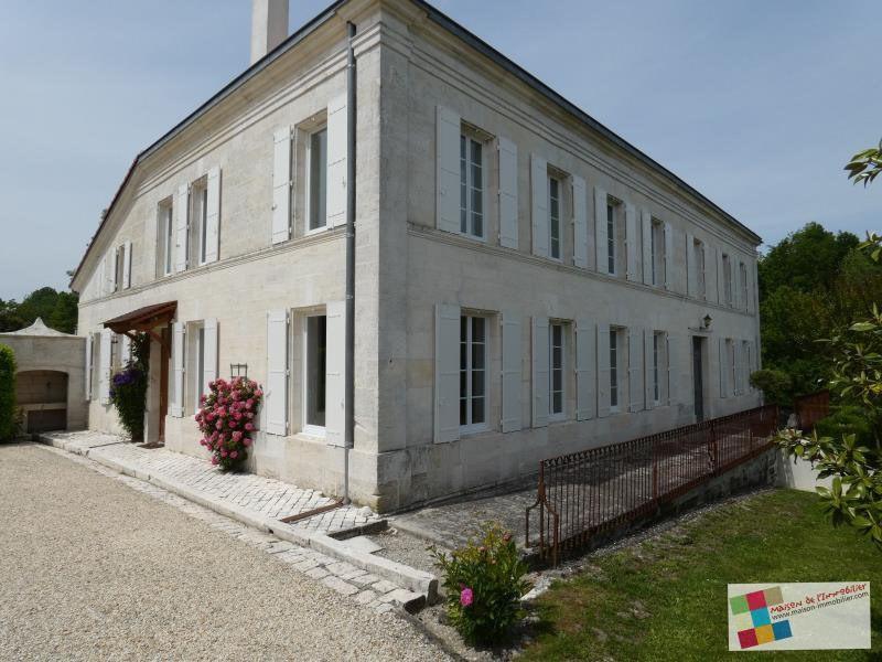 Deluxe sale house / villa Sud cognac 640500€ - Picture 12