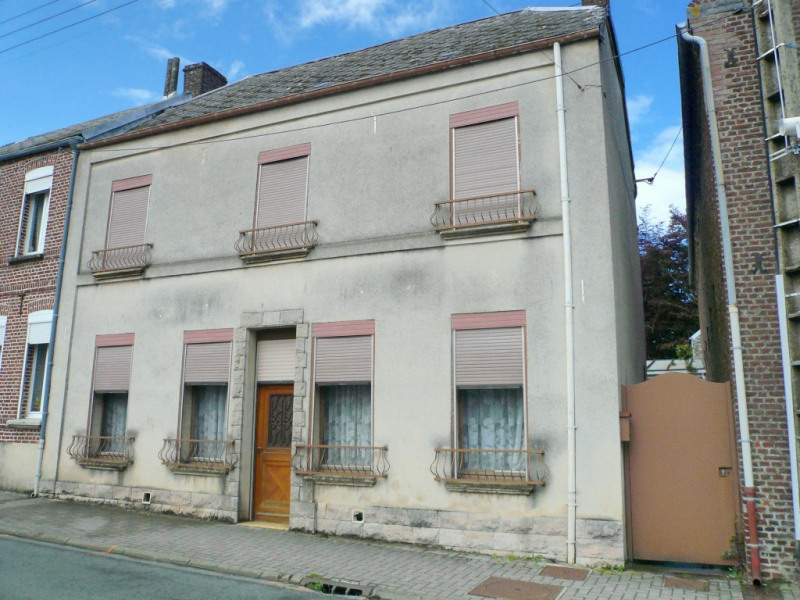 Vente maison / villa Bertry 60 000€ - Photo 1