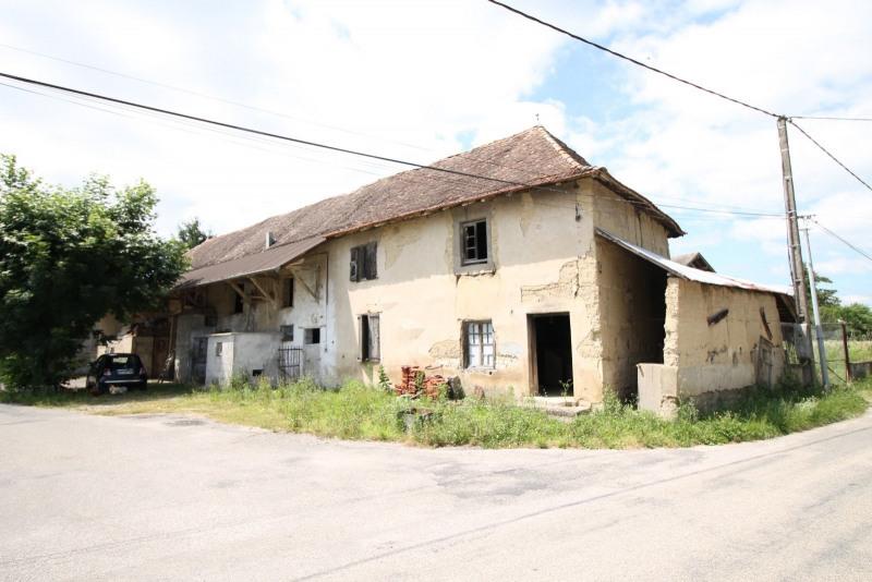 Vente maison / villa Morestel 75000€ - Photo 1