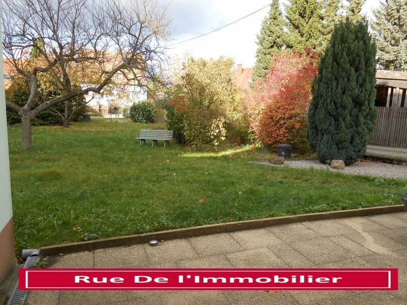 Sale house / villa Niedermodern 183180€ - Picture 1