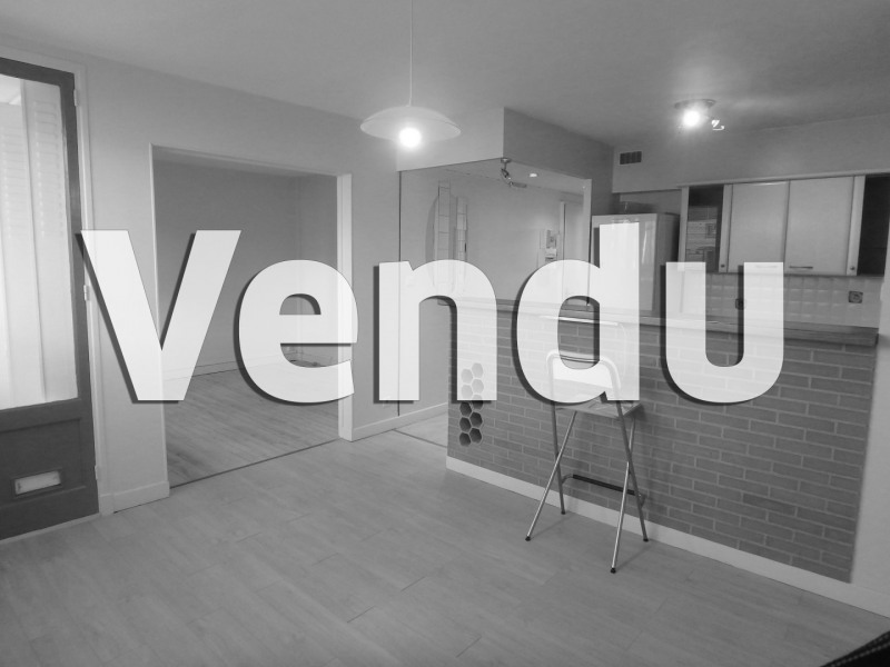 Sale apartment Toulouse  - Picture 1