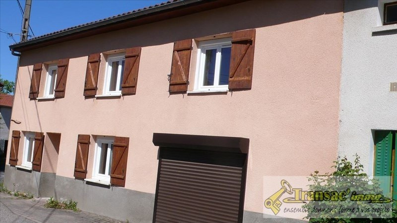 Sale house / villa Courpiere 69 760€ - Picture 1
