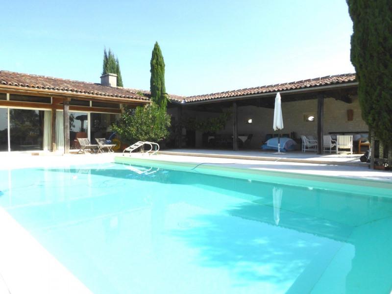 Vente maison / villa Saint-sulpice-de-cognac 416725€ - Photo 1