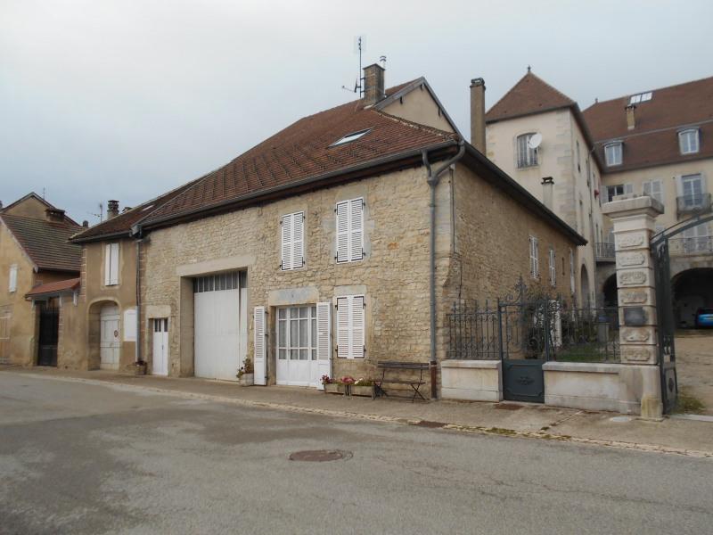 Vente maison / villa Orgelet 125000€ - Photo 1