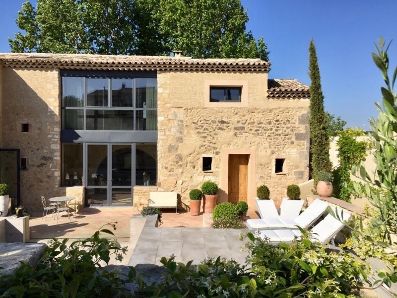 Verkauf von luxusobjekt haus Maussane les alpilles 2600000€ - Fotografie 1