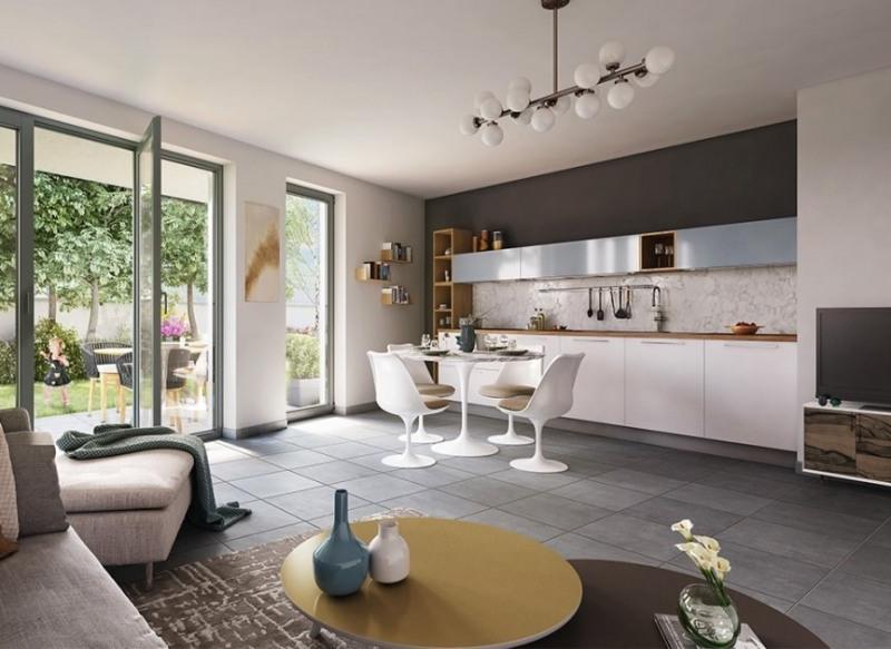 Sale apartment Aix les bains 264000€ - Picture 2