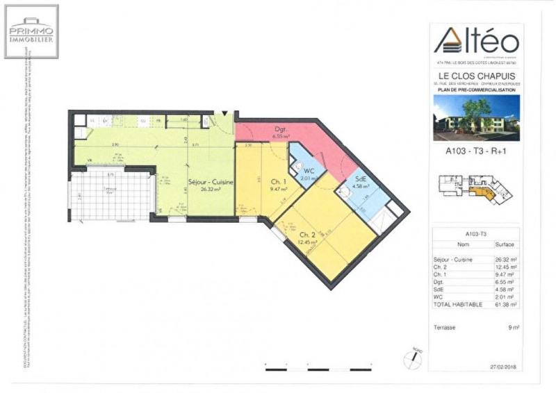Vente immeuble Civrieux d azergues 230000€ - Photo 2