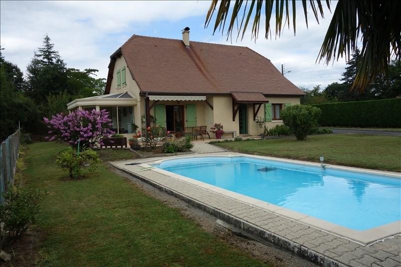 Sale house / villa Sauvagnon 306000€ - Picture 1