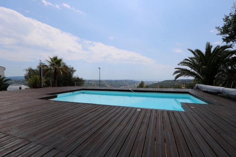 Vente de prestige maison / villa Gattieres 830000€ - Photo 2