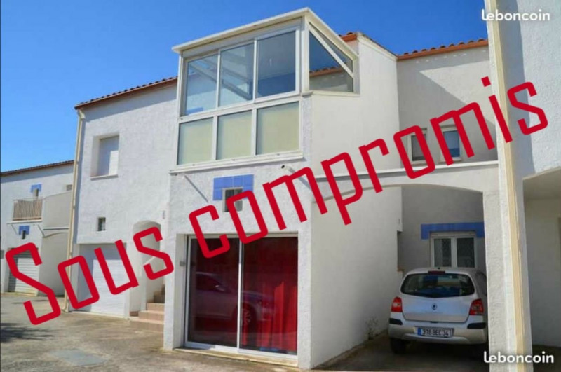 Investment property apartment Perols 156000€ - Picture 1