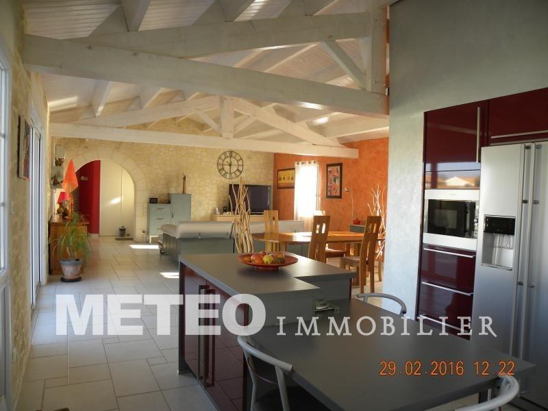 Sale house / villa Ste gemme la plaine 331000€ - Picture 2