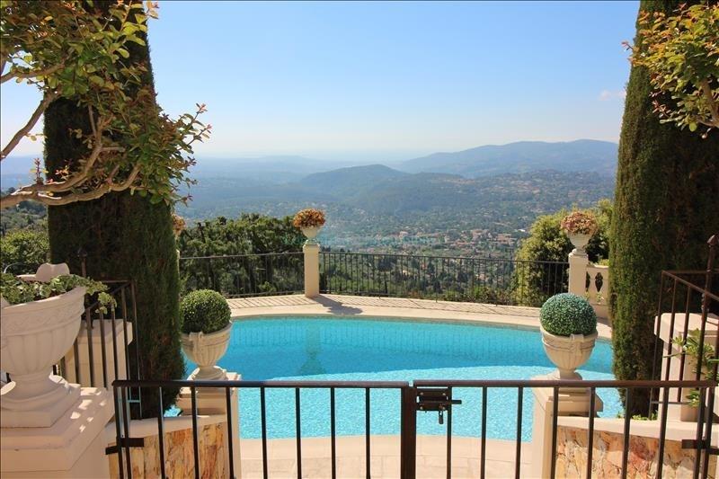 Vente de prestige maison / villa Cabris 1340000€ - Photo 19