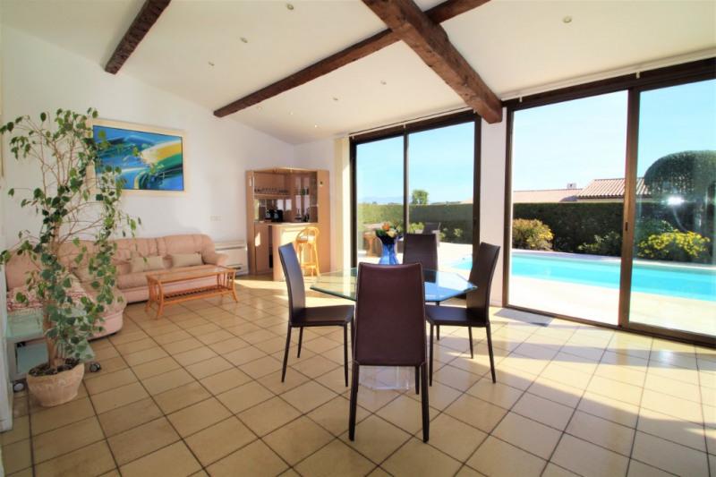Vente de prestige maison / villa Villeneuve loubet 930000€ - Photo 4