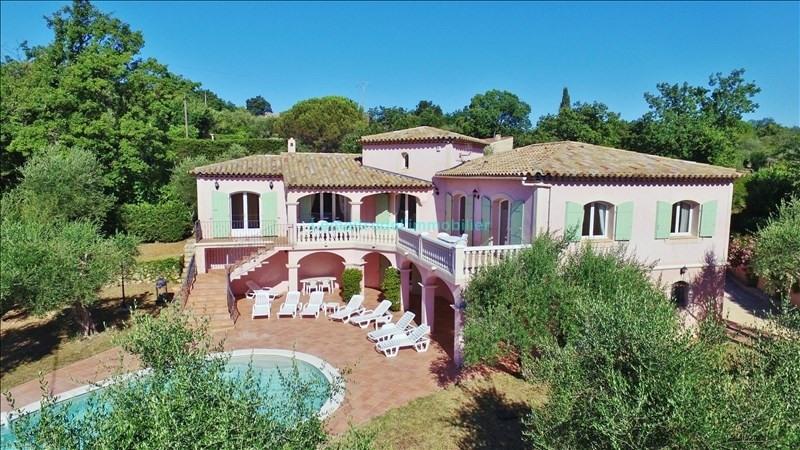Vente de prestige maison / villa Saint cezaire sur siagne 722800€ - Photo 3