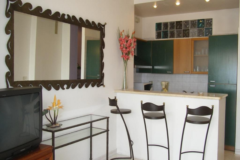 Vacation rental apartment Juan-les-pins  - Picture 3