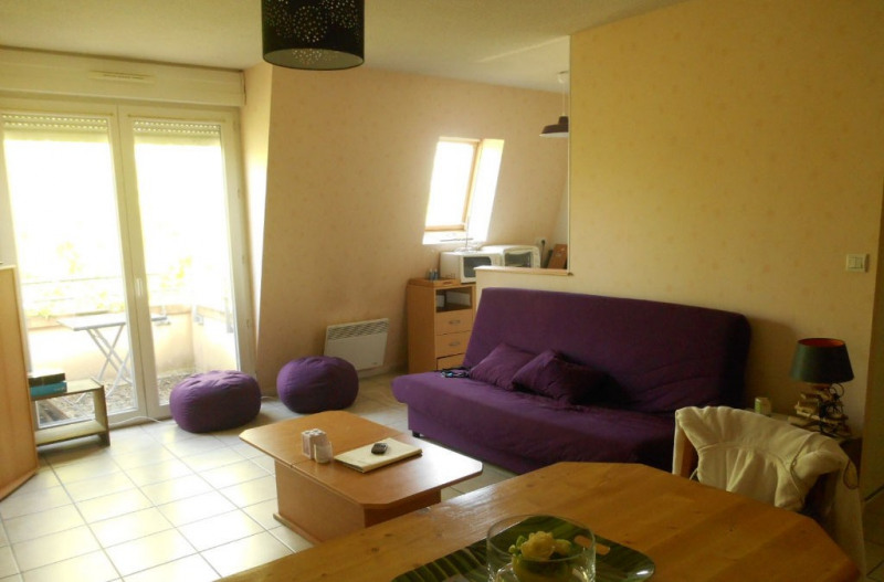 Rental apartment Saint quentin 495€ CC - Picture 1
