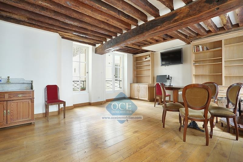 Vente de prestige appartement Paris 5ème 995 000€ - Photo 7