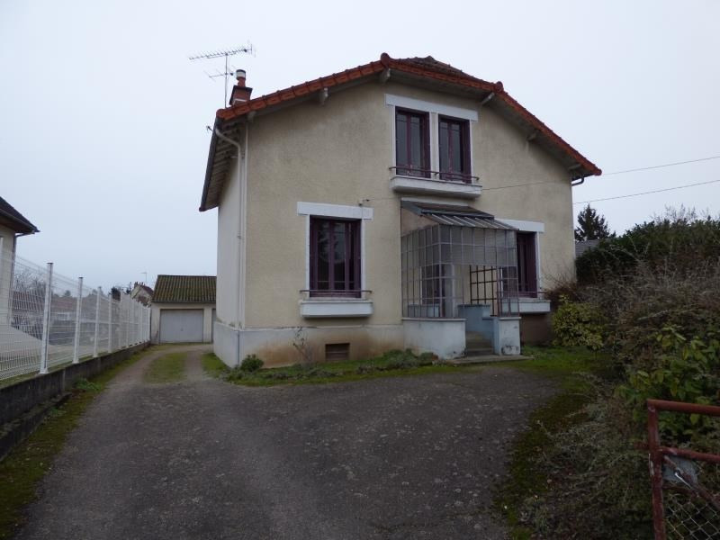Revenda casa Yzeure 138800€ - Fotografia 1