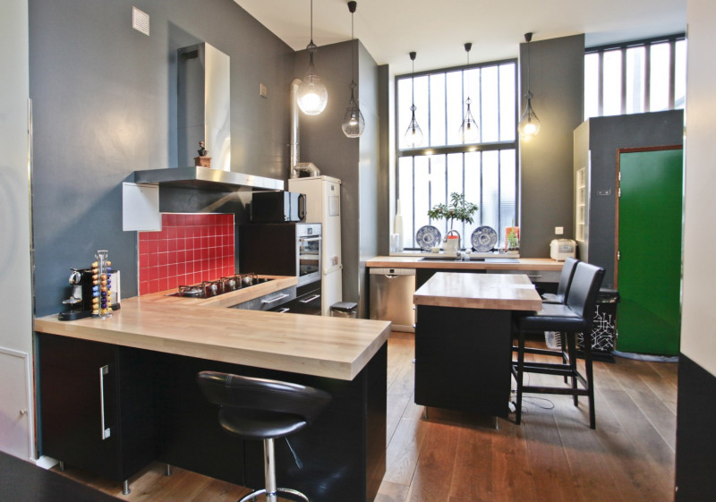 Vente loft/atelier/surface Choisy-le-roi 577500€ - Photo 4