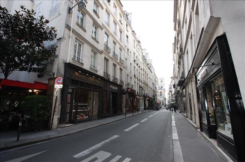 Vermietung boutique Paris 6ème 3000€ HT/HC - Fotografie 1