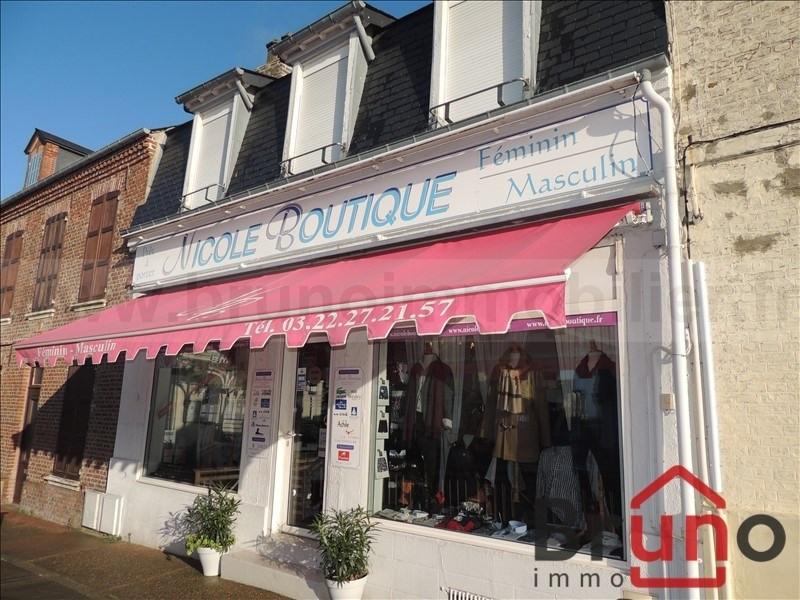 Commercial property sale shop Le crotoy 126900€ - Picture 1