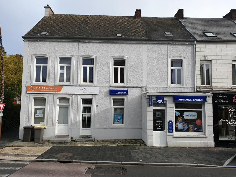 Sale building Aulnoye aymeries 178 500€ - Picture 1