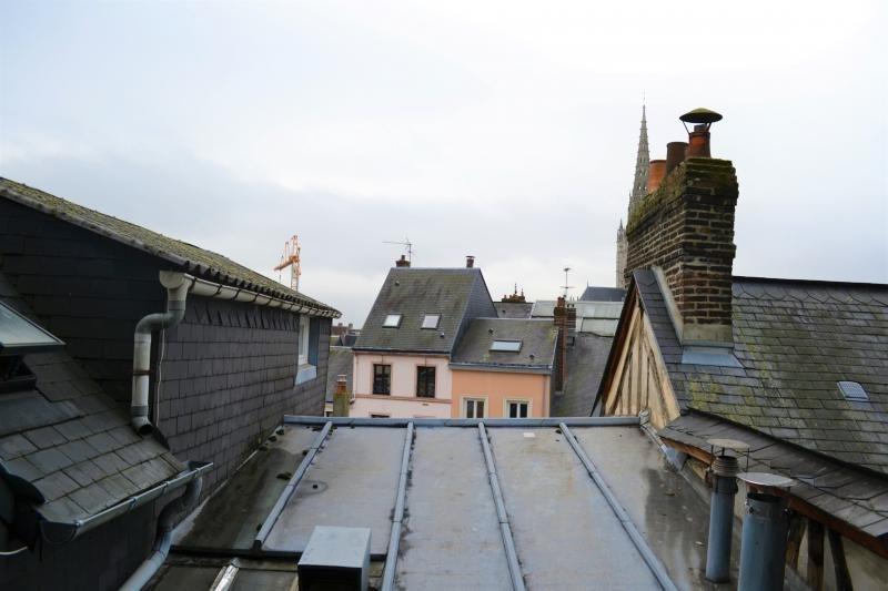 Alquiler  apartamento Rouen 450€ CC - Fotografía 5