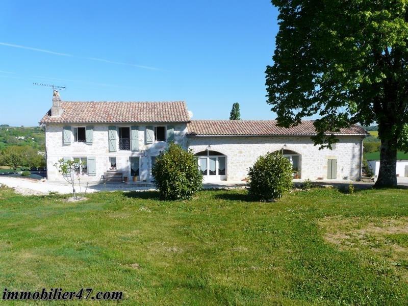 Deluxe sale house / villa Laugnac 445000€ - Picture 2