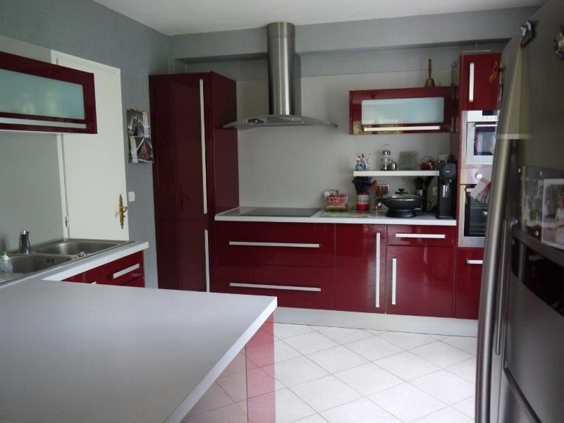 Sale house / villa Breval 398000€ - Picture 5