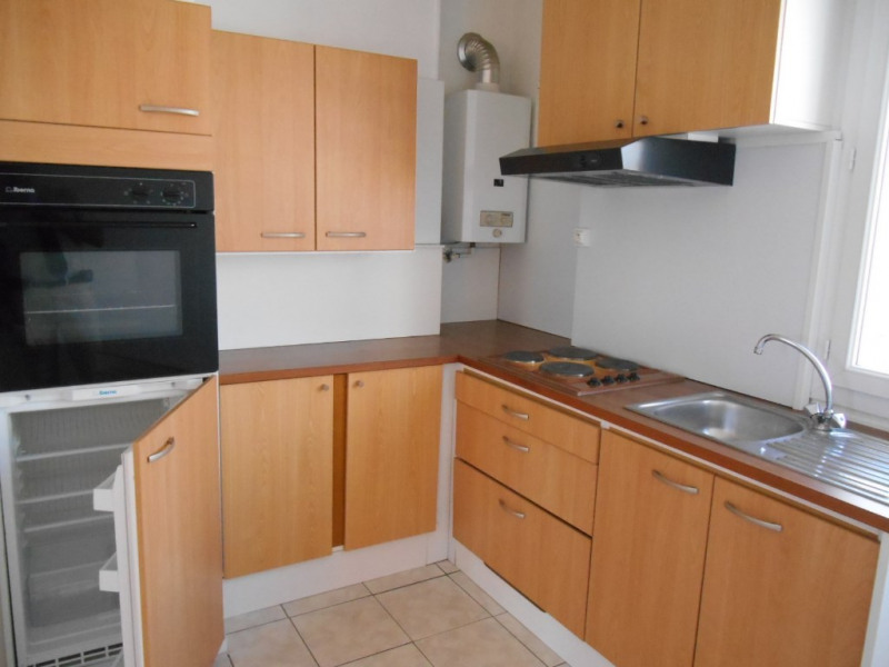 Rental apartment Saint quentin 565€ CC - Picture 1