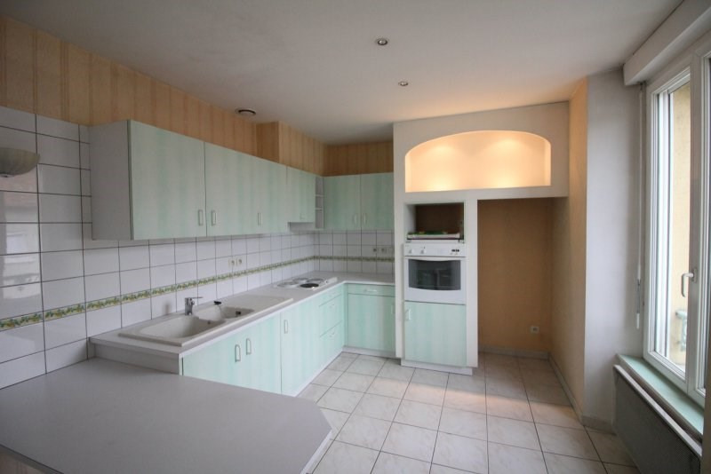 Vente appartement Les abrets 122000€ - Photo 2