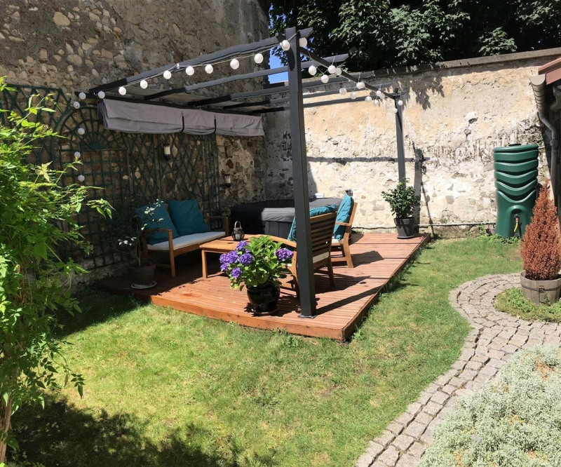 Vente maison / villa Taverny 270 000€ - Photo 2