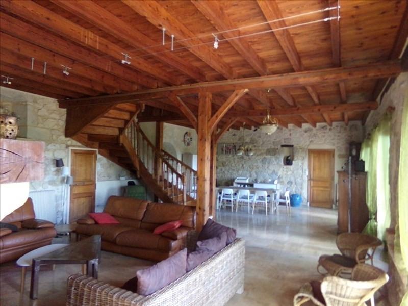 Deluxe sale house / villa Layrac 559000€ - Picture 2
