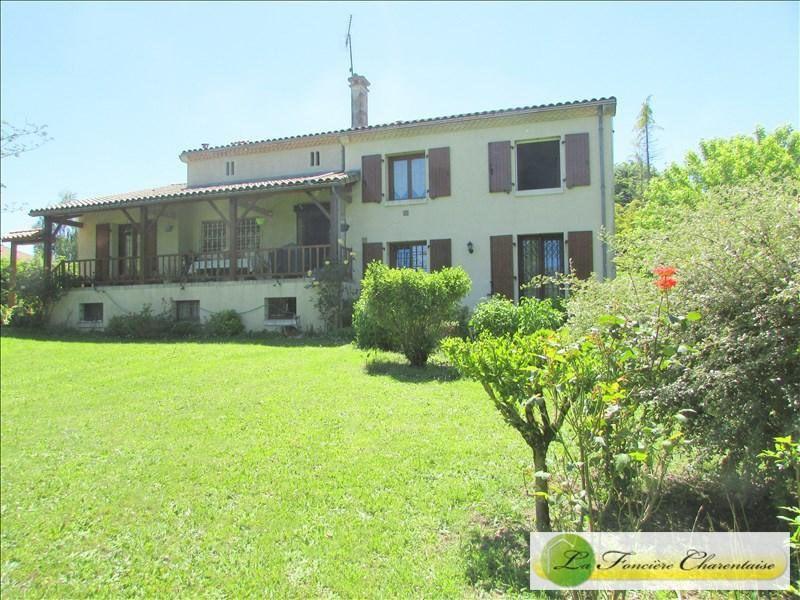 Vente maison / villa Aigre 222000€ - Photo 2