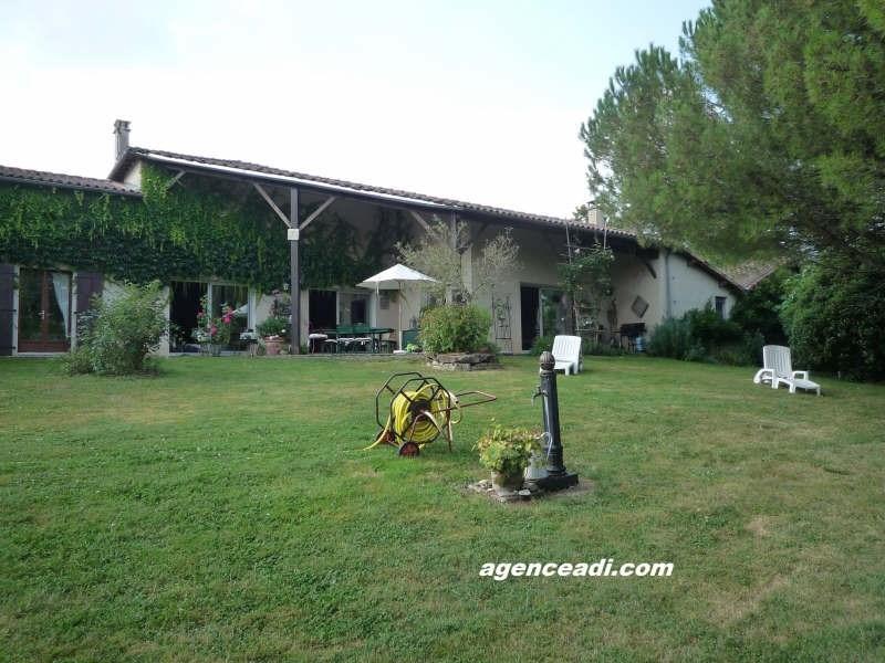 Vente maison / villa Auge 395200€ - Photo 1