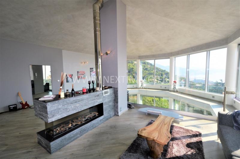 Revenda residencial de prestígio casa Roquebrune-cap-martin 3500000€ - Fotografia 6