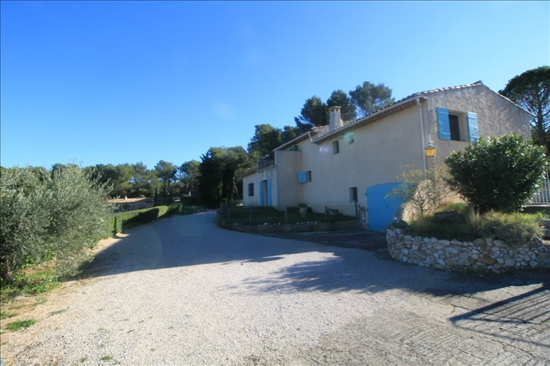 Deluxe sale house / villa Meyreuil 1 050 000€ - Picture 3