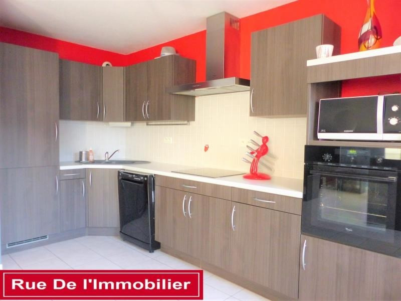 Sale apartment Schweighouse sur moder 166 500€ - Picture 2