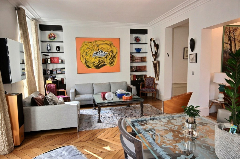 Vente de prestige appartement Levallois perret 1295000€ - Photo 3