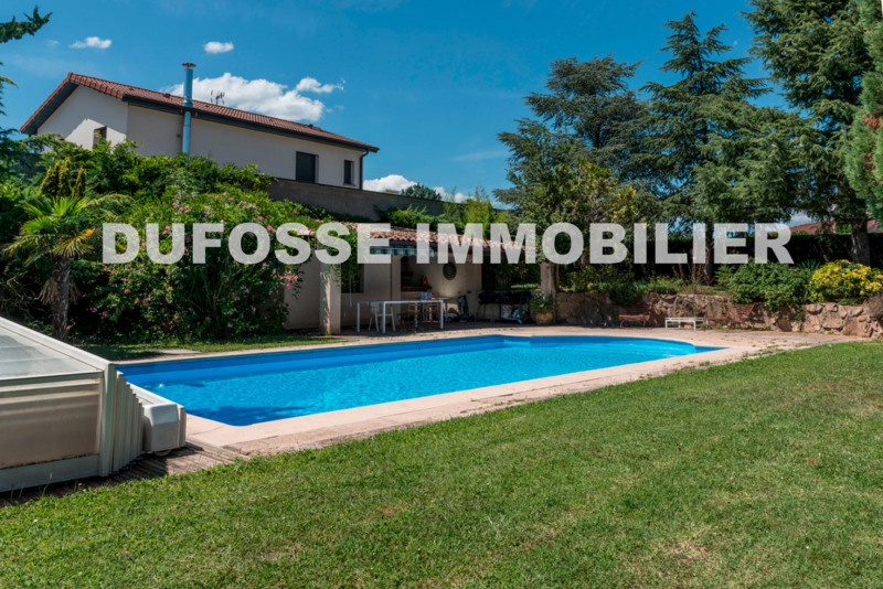 Vente de prestige maison / villa Brindas 785000€ - Photo 11