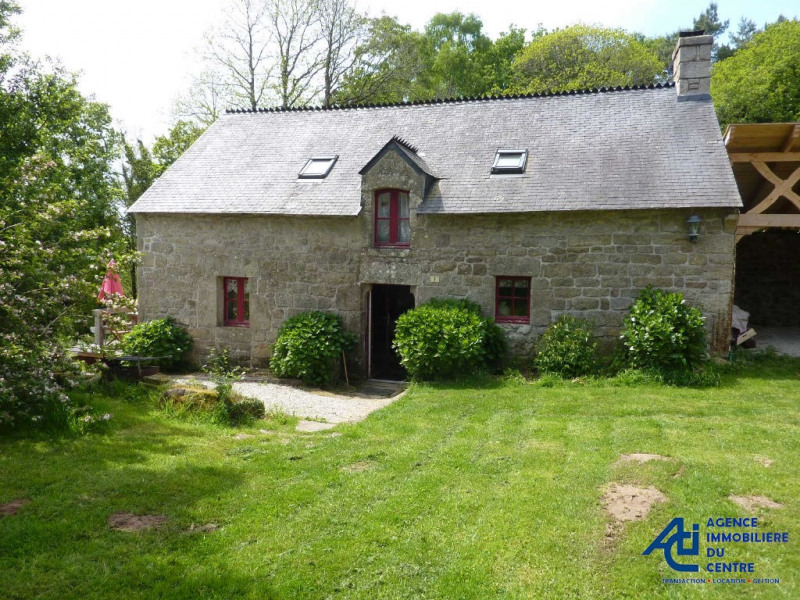Vente maison / villa Guern 207000€ - Photo 2