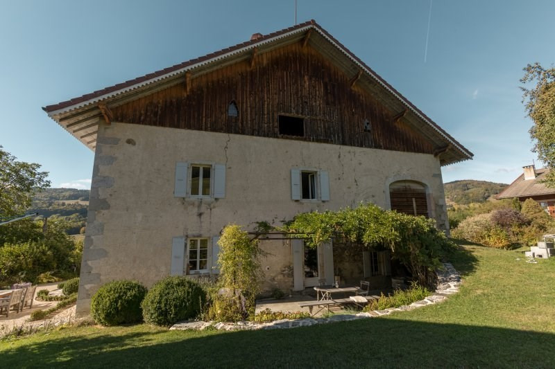 Immobile residenziali di prestigio casa Habere lullin 827000€ - Fotografia 3