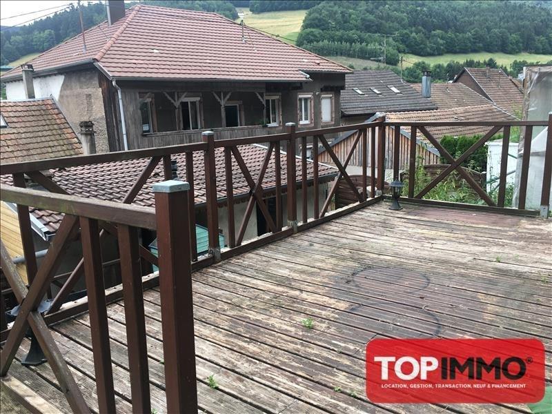 Vente appartement Ste croix aux mines 81000€ - Photo 1