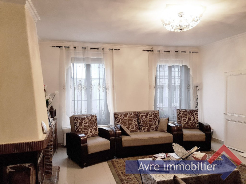 Sale house / villa Verneuil d'avre et d'iton 312000€ - Picture 2